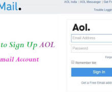 How to Sign Up AOL Email