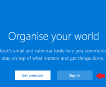 How to Sign In Outlook Mail Account