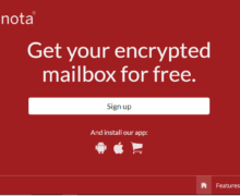 How to Sign Up Tutanota Mail Account