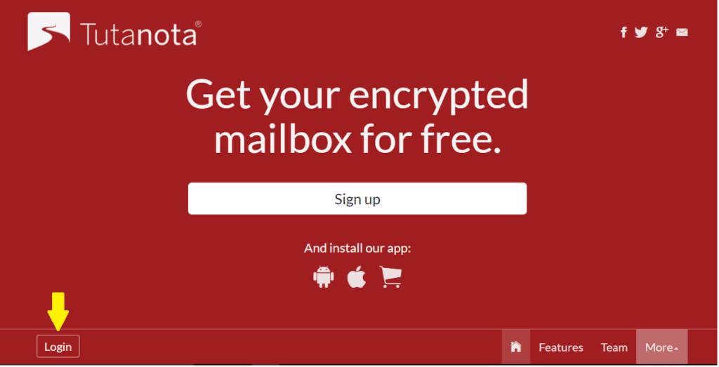 How to Register Tutanota Email Account