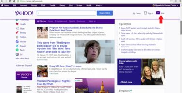 Yahoo Mail Sign In Account