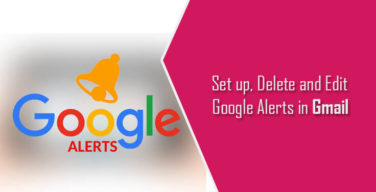 Set up Google Alerts in Gmail