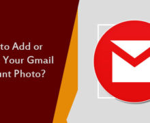 How to Add or Change Your Gmail Account Picture?