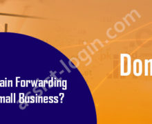 Set Up Domain Forwarding in Yahoo Small Business?