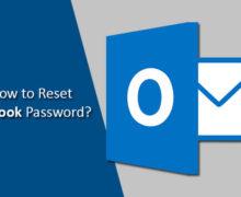 How to Reset Outlook Password?