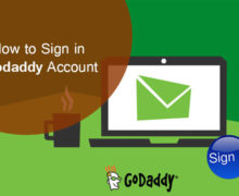 How to Sign in Godaddy Account