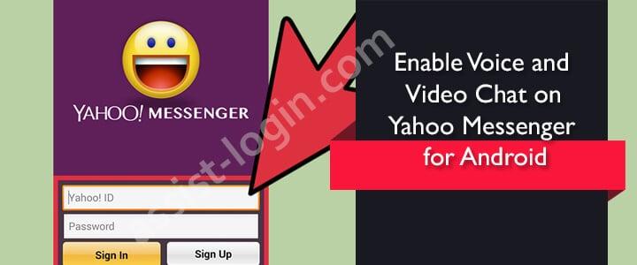 yahoo messenger login