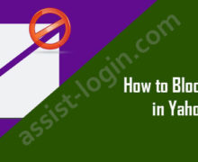 How to Block Email Sender in Yahoo Mail?