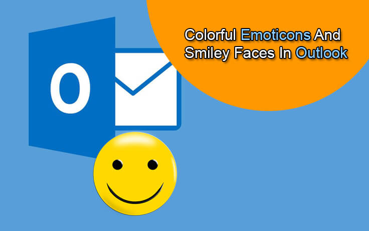 emoticons outlook 365