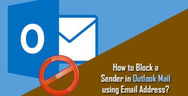 block-email-sender-in-outlook