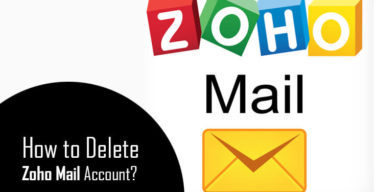 delete-zoho-mail-account