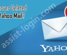 How to Recover Deleted Emails in Yahoo Mail?
