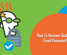 How To Recover Godaddy Email Password?
