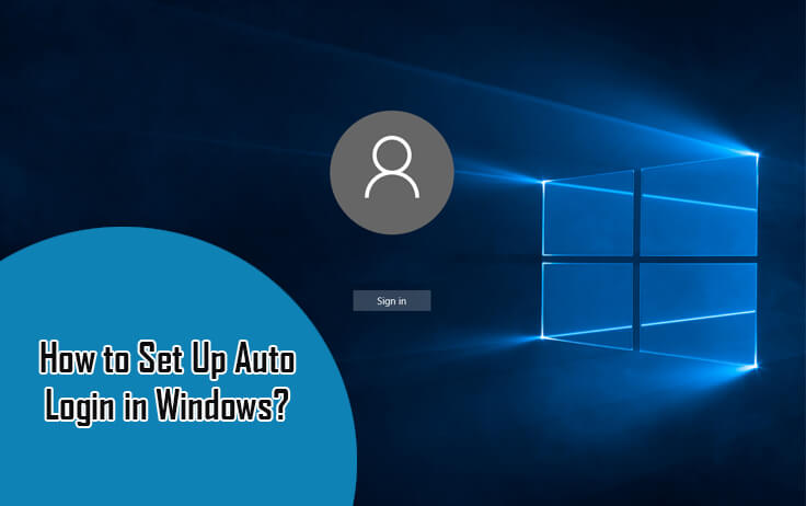 set windows 7 to auto login