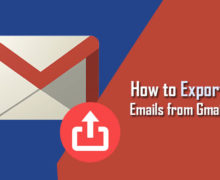 How to Export Emails from Gmail