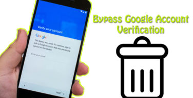Bypass-Google-Account-Verification