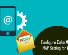 How to Configure Zoho Mail IMAP Settings for iOS