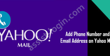 add-phone-number-and-email-on-yahoo-mail