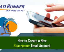 How to Create a New Roadrunner Email Account