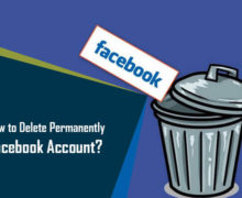 How to Delete Permanently Facebook Account?