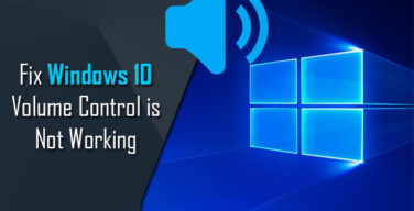 fix-windows-10-volume-control-is-not-working