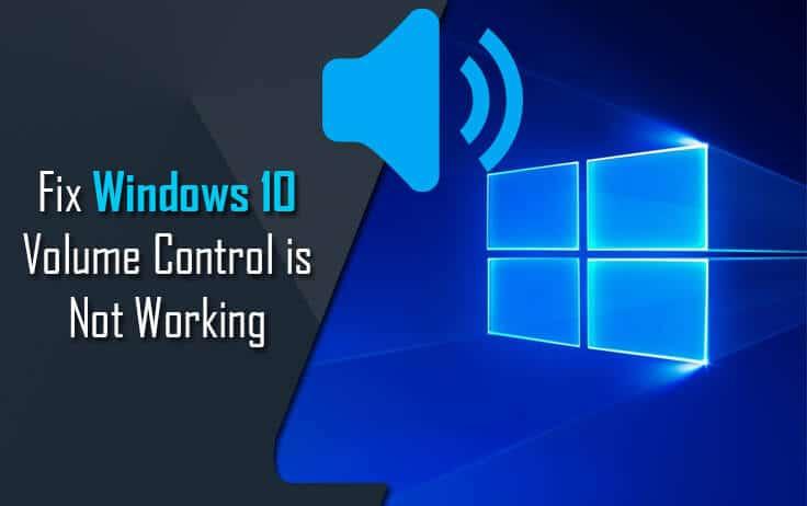 fix-windows-10-volume-control-is-not-working