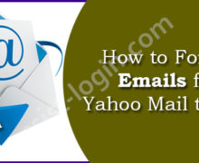 How to Forward Emails from Yahoo Mail to Gmail?