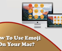 How To Use Emoji On Your Mac?