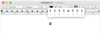 use-symbols-on-mac