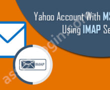 Yahoo Account With MS Outlook 2016 Using IMAP Settings
