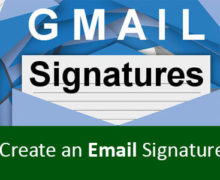 How to Add a Signature in a Gmail Account?