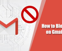 How to Block Someone on Gmail Account?