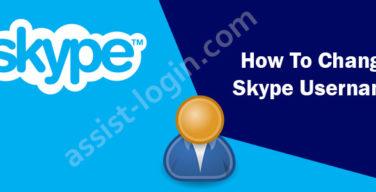 change-skype-username