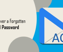 How to Reset a Forgotten AOL Email Password?