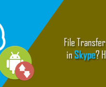 How to Fix File Transfer Failed Error in Skype?