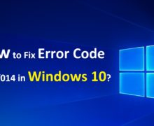 How to Fix Error Code 0xc004f014 in Windows 10?