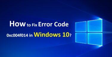 error-code-windows-10