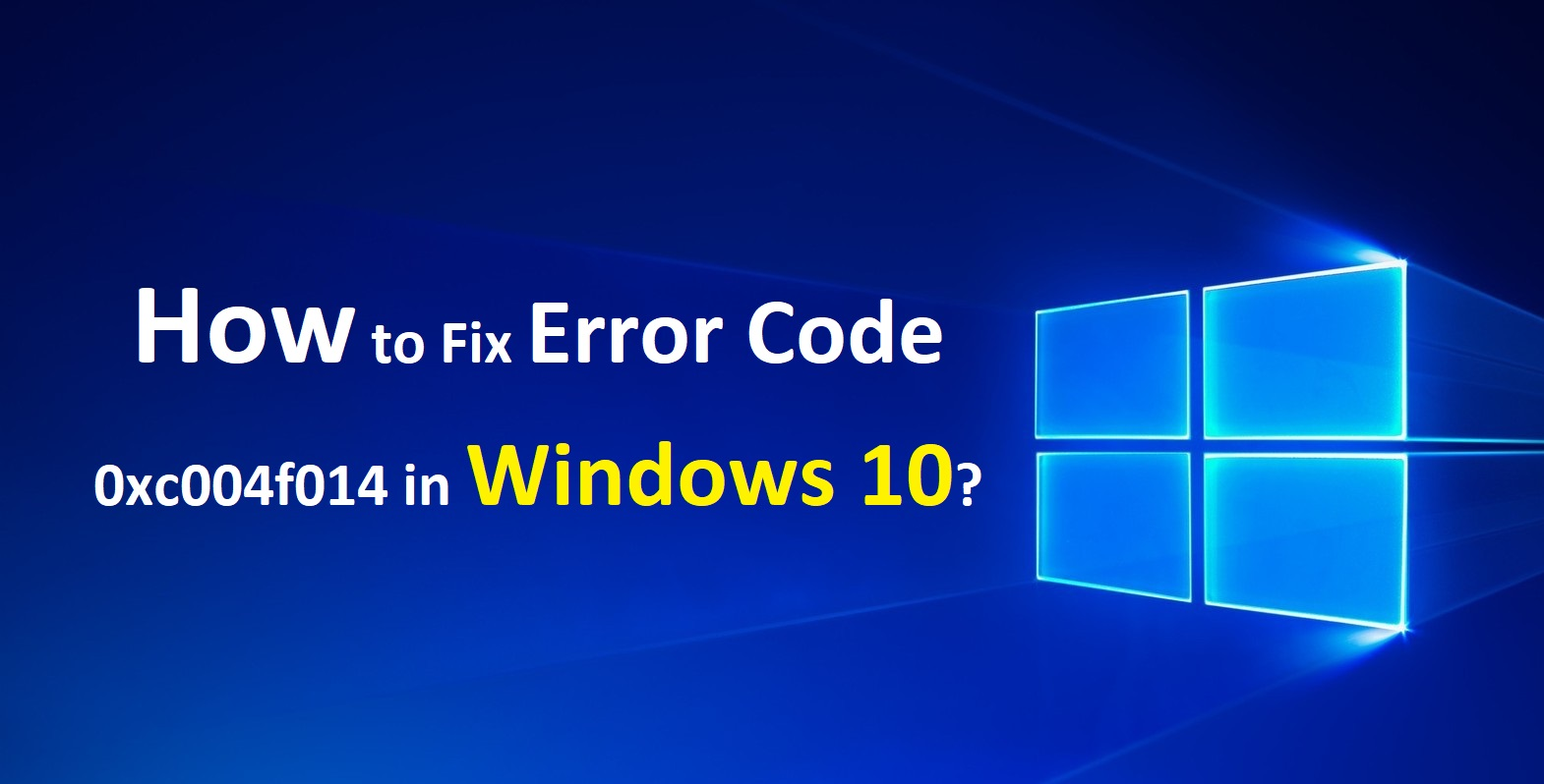 error-code-windows-10