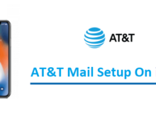 AT&T Email Setup On iPhone
