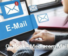 Outlook – Mediacom Mail Set Up