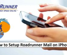How to Set up Roadrunner Mail on iPhone?