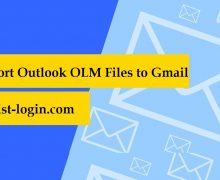 How to Import Mac Outlook OLM Emails, Contacts, Calendars to Gmail Account