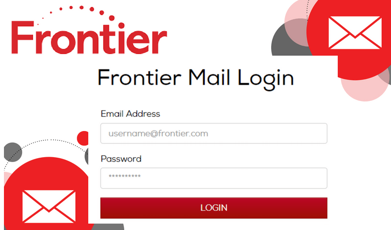 frontier-email-server-settings