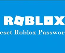How to Reset Roblox Password? Follow These Troubleshooting Steps