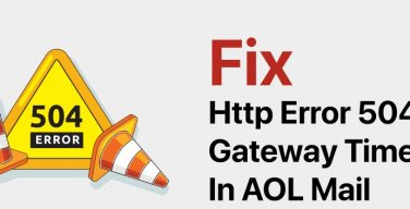 Error-504-Gateway-Timeout-In-AOL-Mail