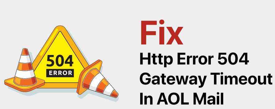 Error-504-Gateway-Timeout-In-AOL-Mail