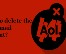 How Do I Permanently Delete My AOL Email Account?