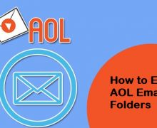 How to Export AOL Email Folders – Easy Steps to Backup AOL Emails