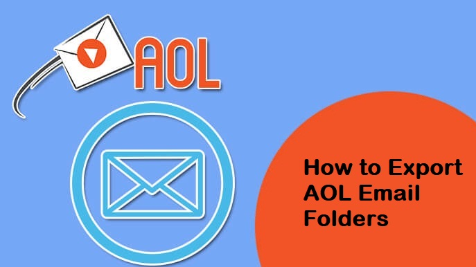 export aol email folders