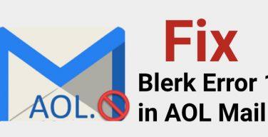 fix-blerk-error-1-on-aol-mail